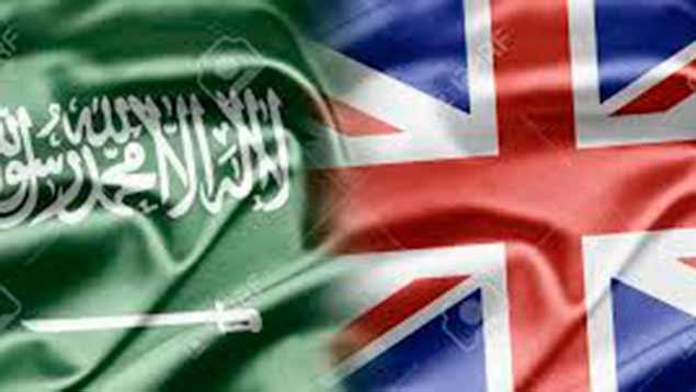 Reino Unido mejora cooperación económica con Arabia Saudí