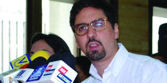 Reitera Freddy Guevara: La lucha no parará aún si se convocan las regionales