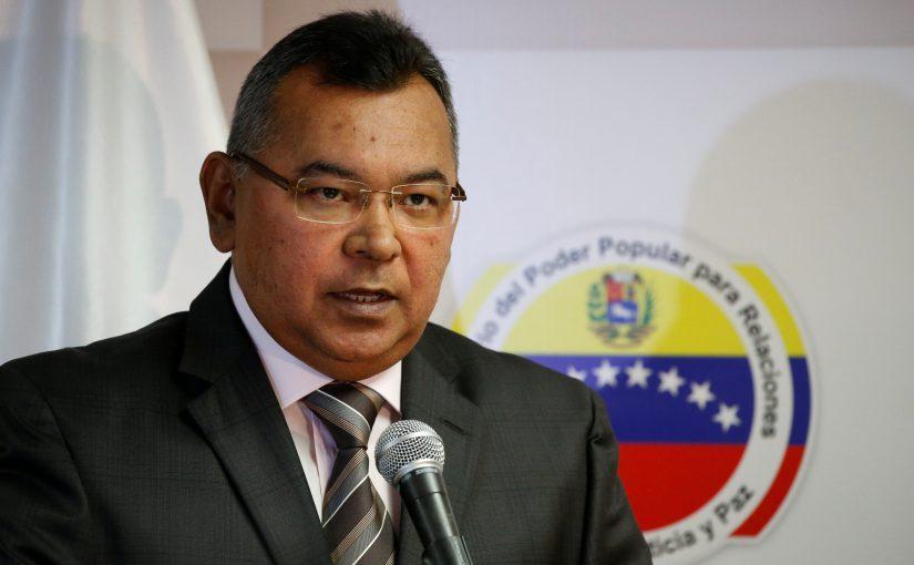 Reverol alerta sobre vaguada en el país en las próximas 72 horas