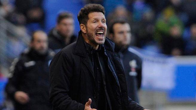 Simeone admitió que la eliminatoria sigue abierta entre Atlético y Leicester