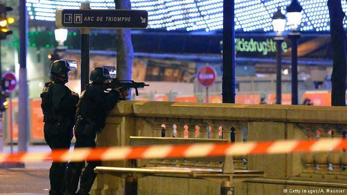"""Terrorista de París tenía un pasado judicial """"muy cargado"""""""