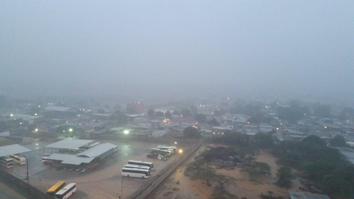 Torrencial aguacero en Maracaibo y San Francisco no dejó damnificados ni pérdidas humanas