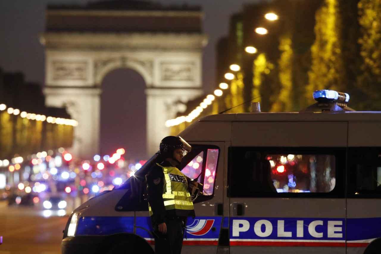 """Trump dice que el tiroteo de París parece """"otro ataque terrorista"""""""