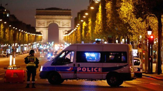 Un muerto y un herido tras tiroteo en Francia