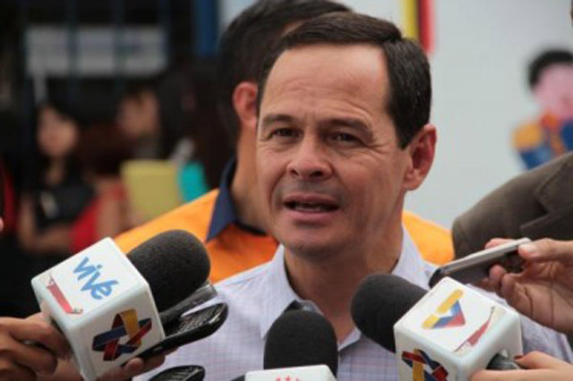 Vielma Mora: VP está detrás de ataques a iglesia en Táchira
