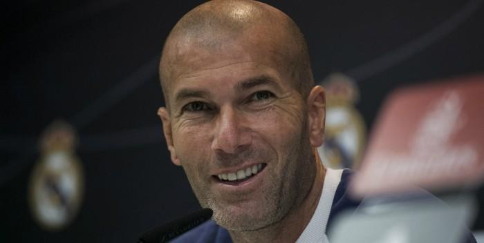 """Zidane: """"Cristiano tiene esa virtud de estar donde va el balón"""""""