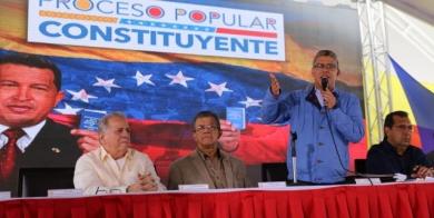 CEV y Comisión por la Constituyente realizan reunión este viernes en Caracas