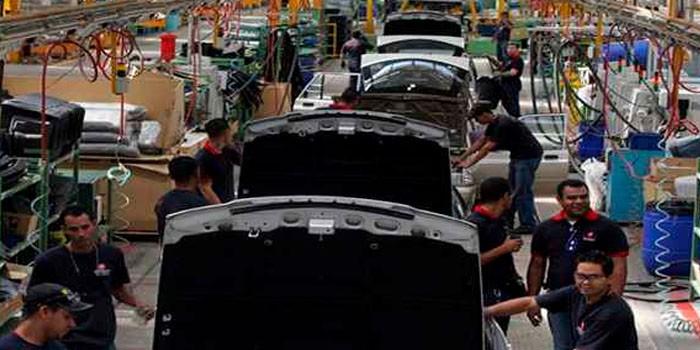 74,28% disminuyó producción de carros en abril según Cámara Automotriz de Venezuela