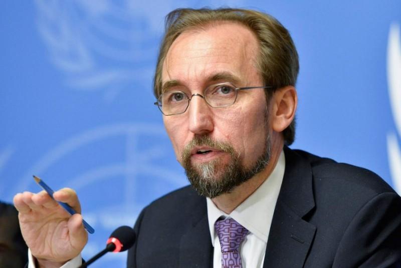 Alto comisionado de la ONU se reúne en Nueva York con abogado de Capriles