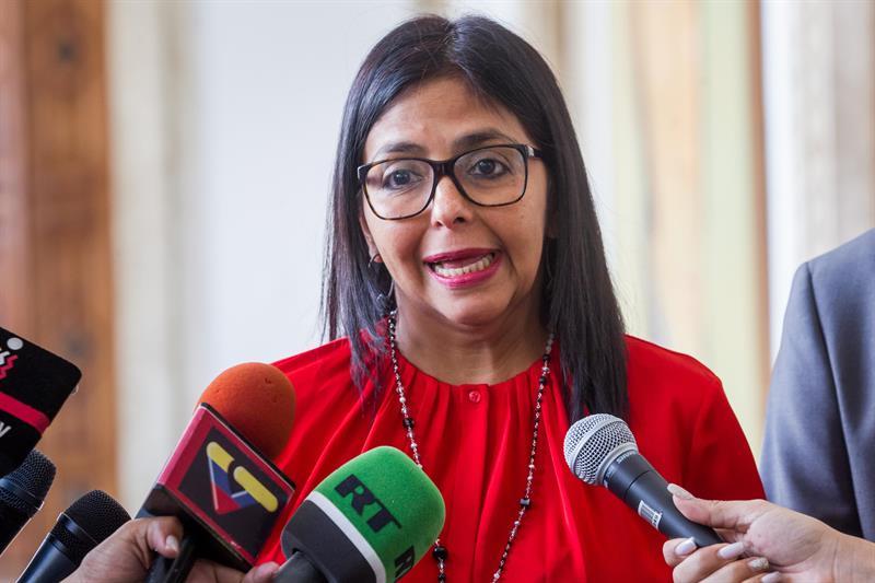 Delcy Rodríguez: Los CLAP están al frente en la defensa de la Constituyente