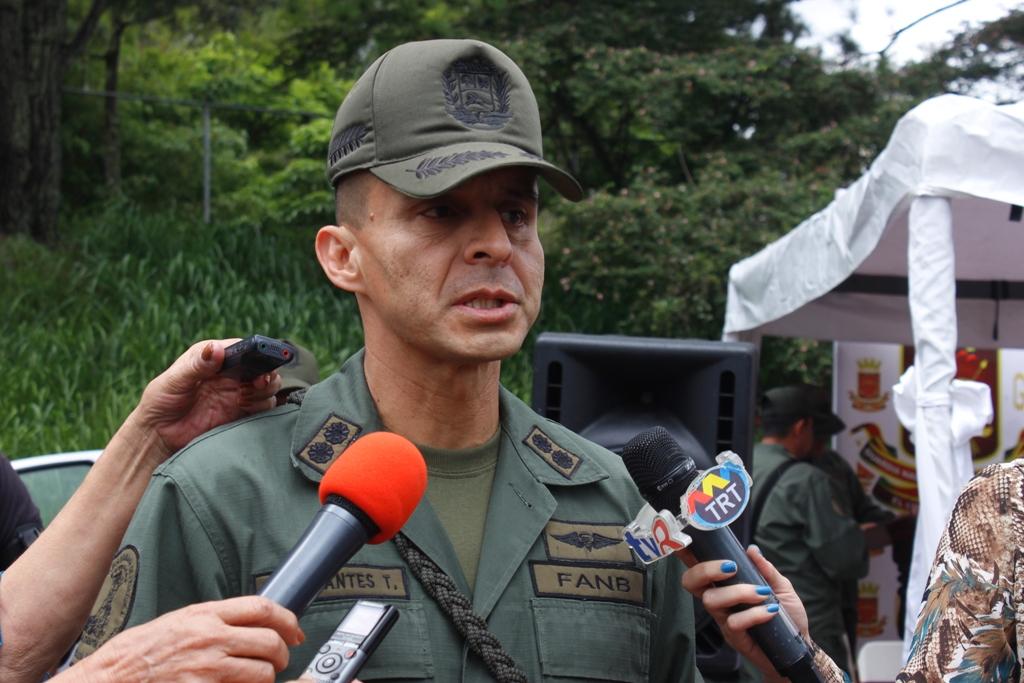 Manifestaciones deben ser informadas a las autoridades Militares
