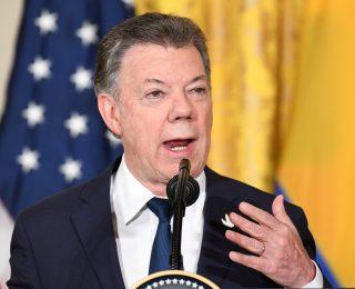 """Santos aboga por """"transición pacífica"""" en Venezuela – Diario Versión Final"""