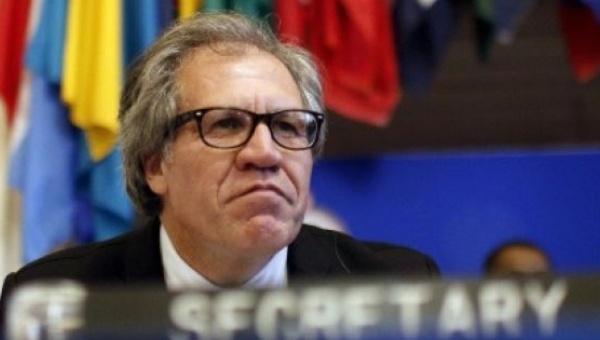 Almagro: Legitimidad que dio origen al gobierno acabó cuando negaron el revocatorio