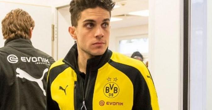 Bartra entrena de cara a última jornada con el Dortmund y piensa en la Copa