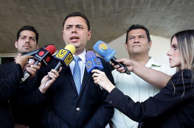 Ecarri: Respaldamos pronunciamiento del Secretario de Estado del Vaticano sobre Venezuela