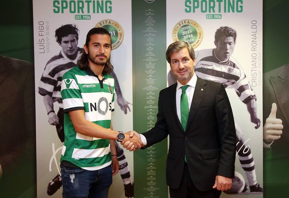 El hijo de Bebeto jugará con el Sporting de Lisboa