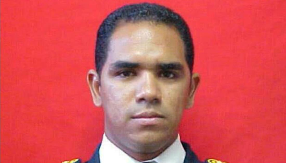 Falleció Héctor Escandón, el policía de Carabobo herido durante protesta