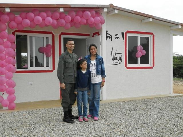 Gran Misión Vivienda entrega nuevas unidades habitacionales en Mara