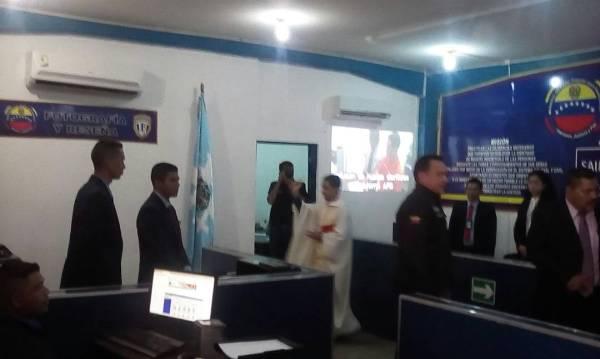 Inauguran en el Cicpc la Oficina Central de Reseña Omar Bracho
