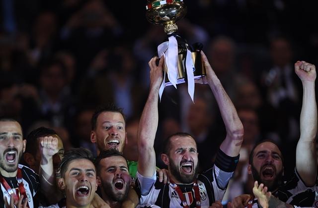 Juventus busca su sexto Scudetto corrido este domingo en Crotone