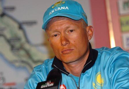 Juzgarán al exciclista Alexandre Vinokourov por haber comprado una victoria en 2010