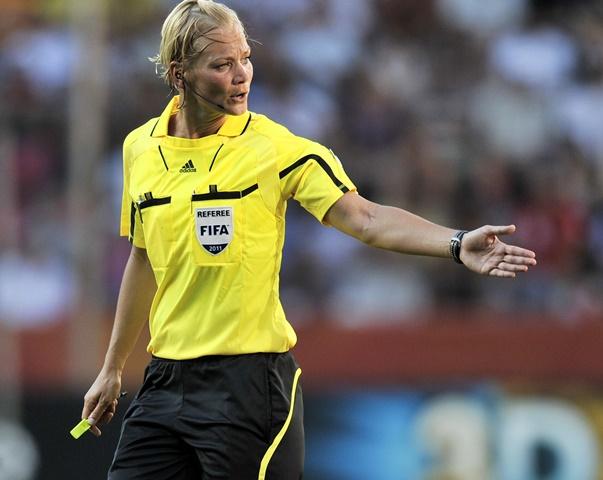 La Bundesliga tiene su primera mujer árbitro