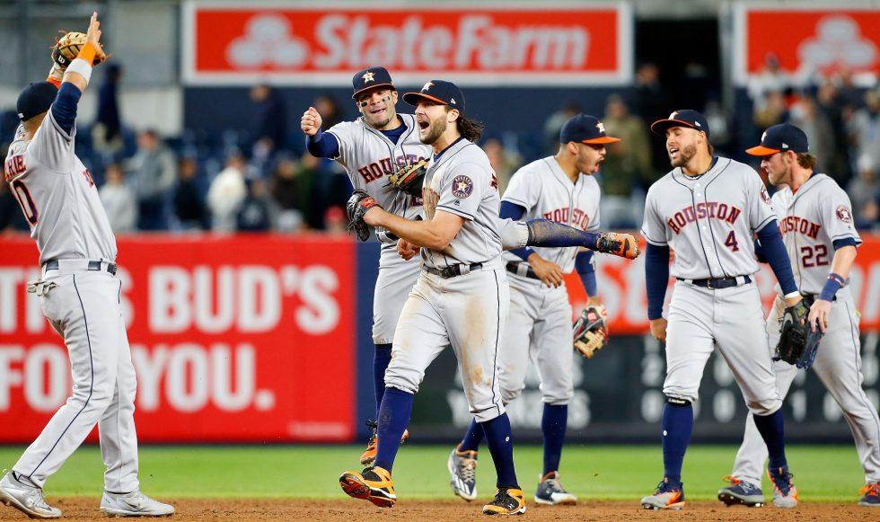 Los Astros de Houston son ahora el equipo a batir en la Liga Americana