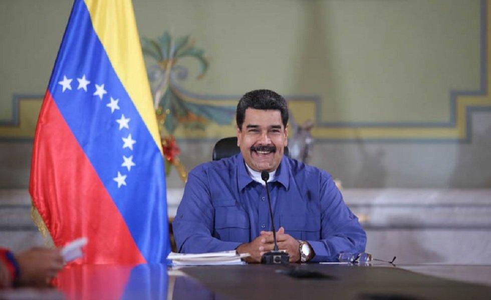 Maduro dijo que en 24 meses pagó más 60 mil millones de dólares de deuda externa