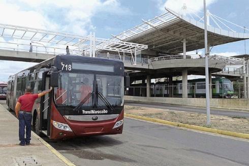 Metro de Maracaibo suspende las rutas Bella Vista, 5 de Julio y 18 de Octubre-San Jacinto por manifestaciones