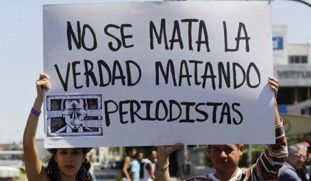 México es el primer país de América Latina con más periodistas asesinados