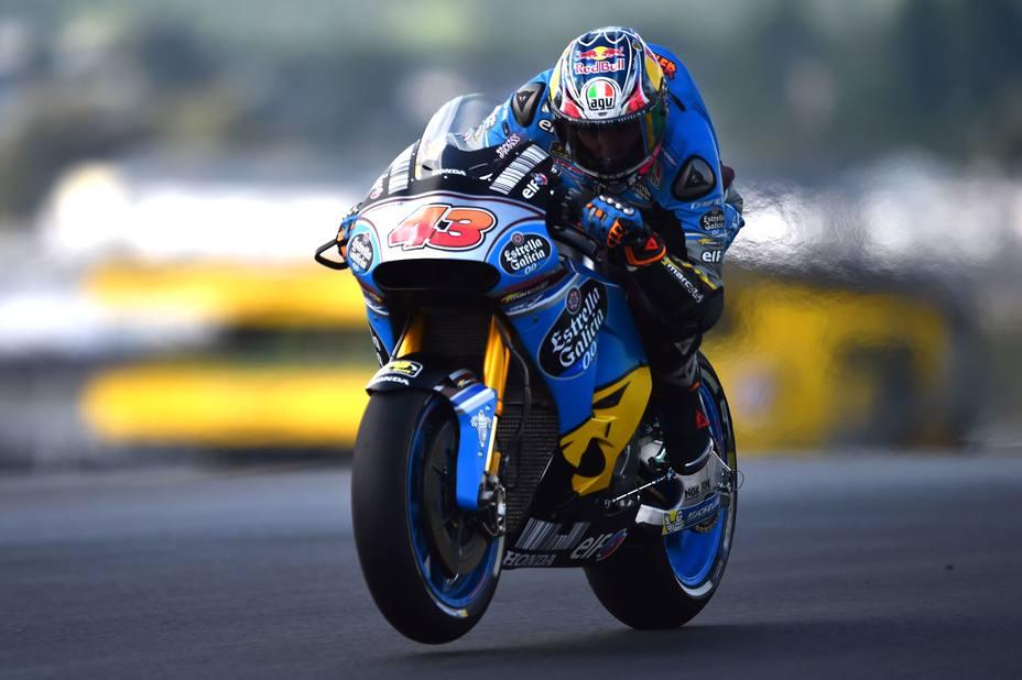 Miller domina los ensayos lluviosos en Le Mans