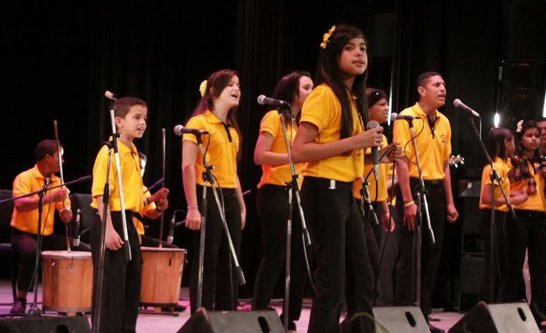Niños autistas aprenderán a interpretar la gaita zuliana de la mano de la Alcaldía