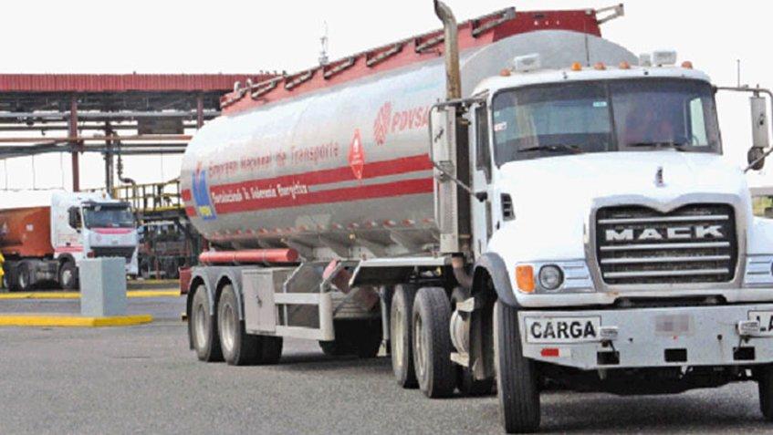 Pdvsa constató pleno funcionamiento de sistema de distribución de combustible para el país