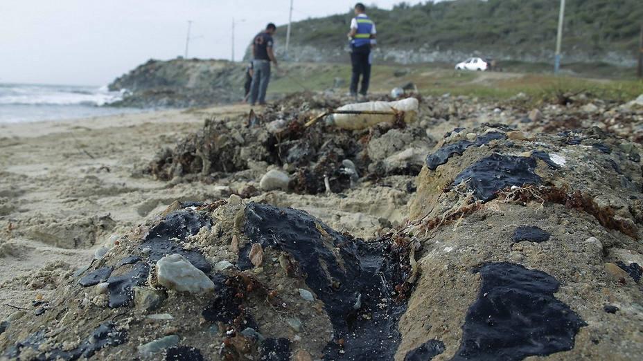 Posición de las ONG acerca del desastre petrolero que afecta las costas del oriente venezolano