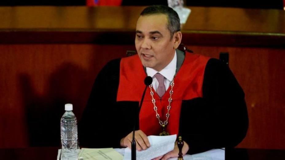 """Presidente del TSJ rechaza sanción a magistrados: """"No cumple con requisitos jurídicos"""""""