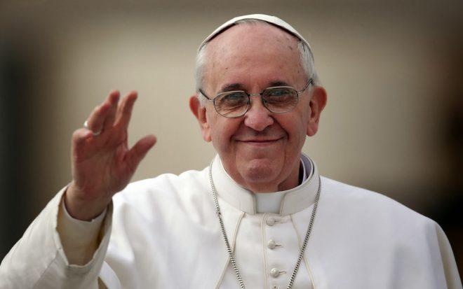 El papa Francisco podría mandar un mensaje a Venezuela