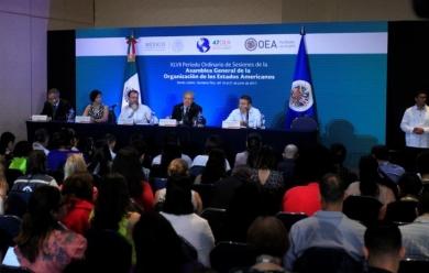 #EnVivo: OEA entra en receso para que países estudien una resolución sobre Venezuela (Video)