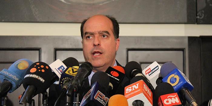 """Borges: """"De aprobarse resolución en la OEA significaría una derrota para el Gobierno"""""""