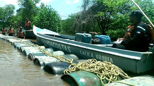 Más de ocho mil litros de combustible fueron confiscados en la Guajira