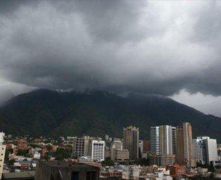 Inameh pronostica nubosidad y precipitaciones para este lunes