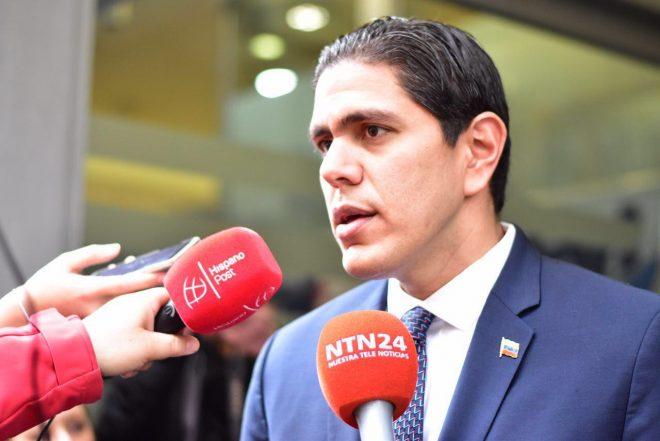 """""""Lo que está en juego en la OEA es la supervivencia misma de los venezolanos"""""""