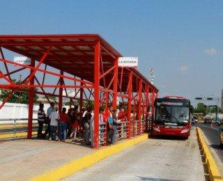 Metro de Maracaibo suspende ruta de Bella Vista