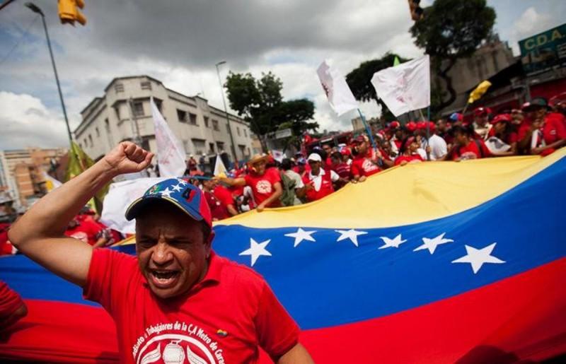 Oficialismo se movilizará este lunes en Caracas en rechazo a la OEA