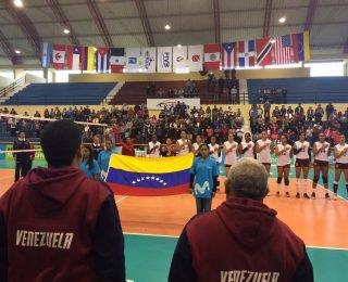 Voleibol venezolano cae ante Argentina en la Copa Panamericana