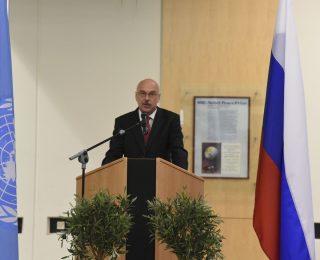 El ruso Vladimir Voronkov encabezará nueva oficina antiterrorista de la ONU