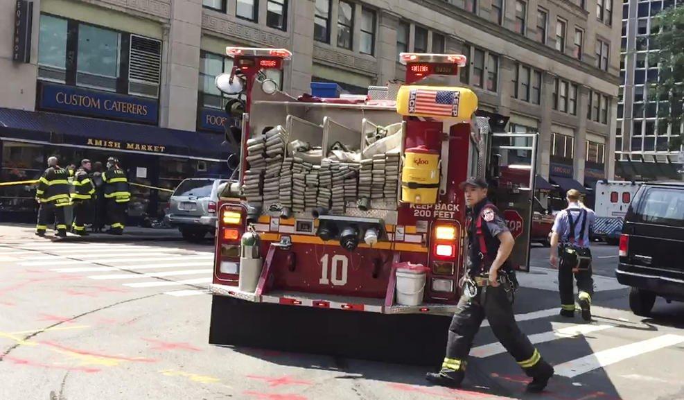 Al menos 32 intoxicados en escape de monóxido de carbono en Nueva York