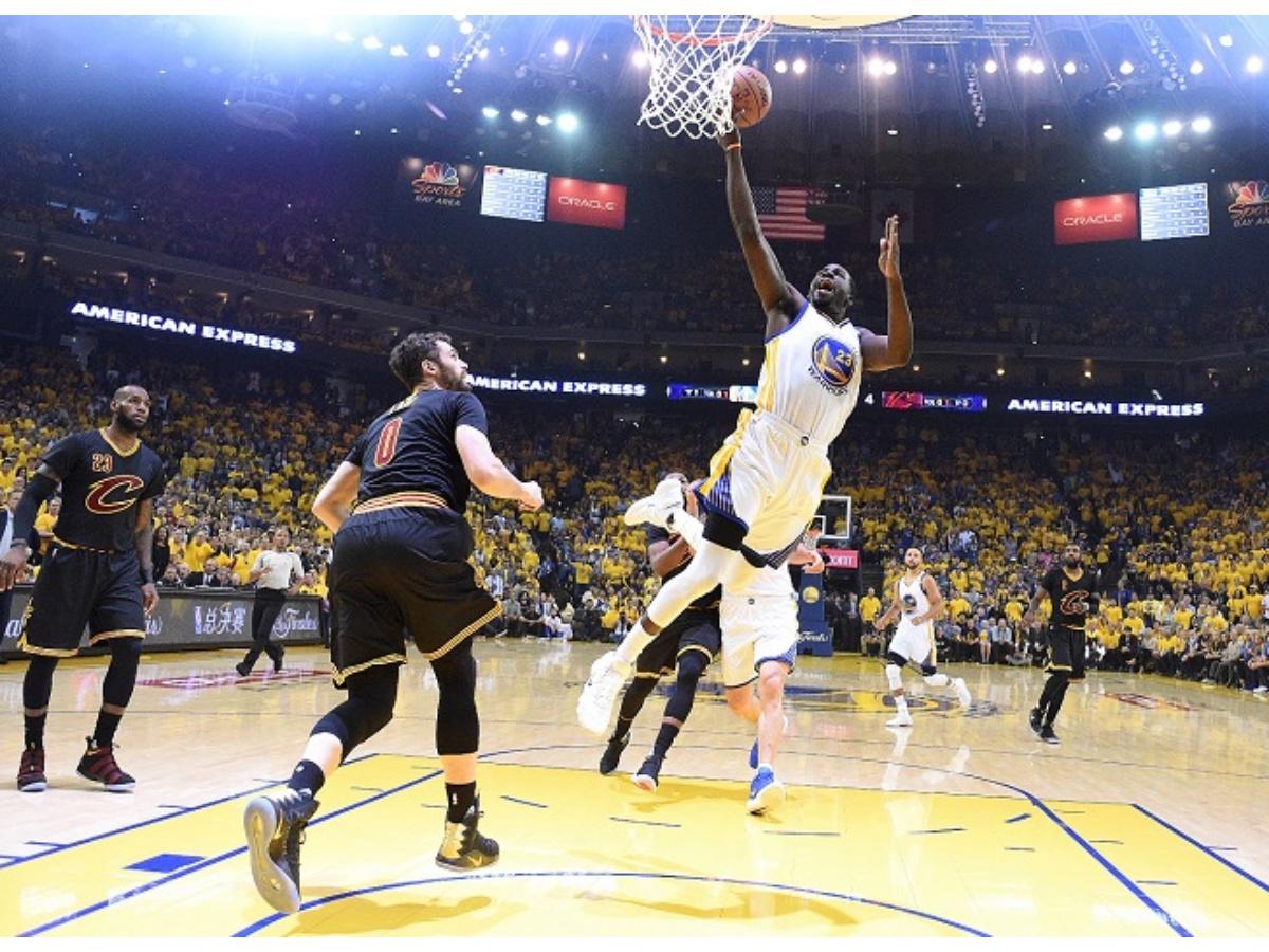 ¡CAMPEONES! Golden State Warrios se alzaron como los nuevos reyes de la NBA 2017