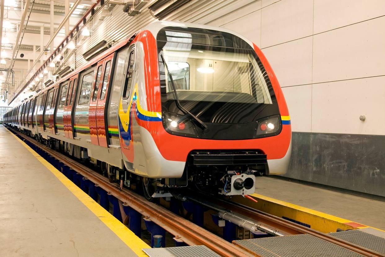 Cerradas temporalmente cuatro estaciones del Metro de Caracas
