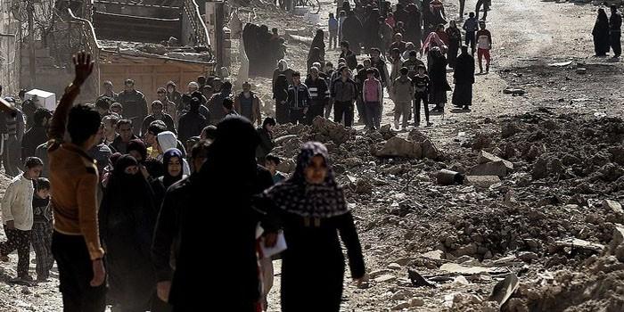¡Crueldad desmedida!   EI asesinó a 163 personas para impedirles huir de Mosul