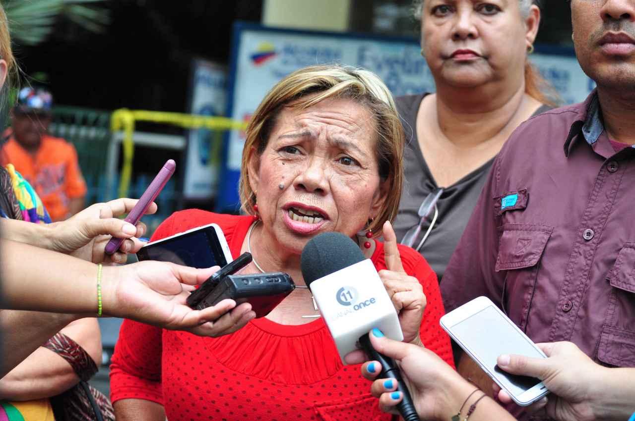Egda Vílchez exigió a Eveling Trejo cancelar salarios atrasados a trabajadores de la alcaldía